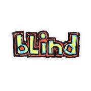 エクストリームスポーツ  ステッカー BLIND CLASSIC OG MULTI