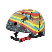 リップスティック エクストリームスポーツ キッズ スポーツヘルメットデラックス