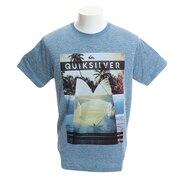 ラッシュガード メンズ ラッシュTシャツ QLY182001HTB
