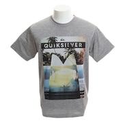 ラッシュガード メンズ ラッシュTシャツ QLY182001HTR