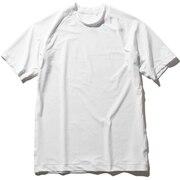 半袖ラッシュガード HE82027 W