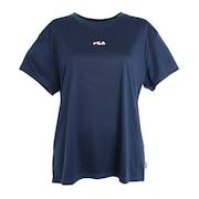 レディース 半袖ラッシュガードTシャツ 220-721NV
