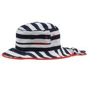 ジュニア ビーチハットボーダー 126581NV1 帽子
