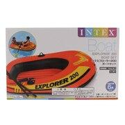 エクスプローラー200 ボートセット 2人乗り 19 58331