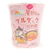 カルボナーラブルダック炒め麺CUP ASH 212138