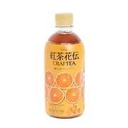 CRAFTEA 贅沢しぼりオレンジティー 440ml