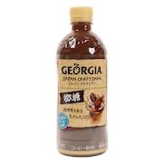 ジャパンクラフトマン 微糖 500ml