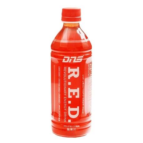R.E.D. ブラッドオレンジ風味 500ml
