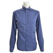 レギュラーシャツ CA113 C712 NVYBLU