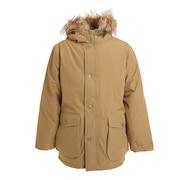 防風ファー付きジャケット 33742BEG オンライン価格
