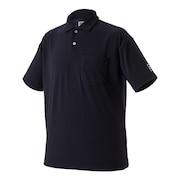 BEACHSIDE LIFESTYLE メンズ 半袖 パイル ポロシャツ ARS-20XB05 ネイビー NVY ビーチサイド ライフスタイル