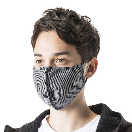 包帯アスリートマスク 9302-669 BLK 日本製