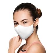 抗菌 防臭 マスク ソフトストレッチマスク ホワイト A001A WHT