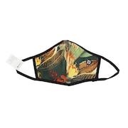 速乾性 マスク ZECHARIA AH01C20ZEC GRN