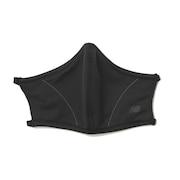 スポーツマスク アクティブ パフォーマンス マスク 洗えるマスク ブラック LAO13099 BK
