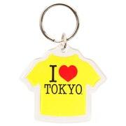 アイラブ東京キーチェーンTシャツ ILT-KEY002-Yellow