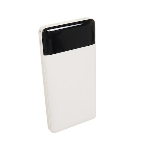 モバイルバッテリー10000mAh 電池残表示PSE S1021L