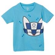 ジュニア KIDS Tシャツ(東京2020オリンピックマスコット) 2034A352.402