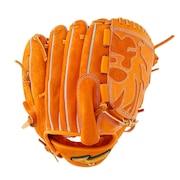 野球 硬式 グラブ フィンガーコアテクノロジー HAGA B 投手用 1AJGH22101 F542 収納袋付