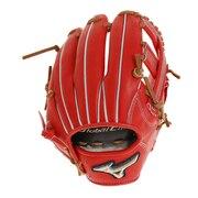 野球 硬式 グラブ グローバルエリート Hselection インフィニティ 内野手用 1AJGH22303 70 収納袋付