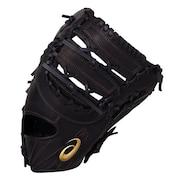 軟式グラブ ゴールドステージ GOLDSTAGE WP 一塁手用 3121A721.001 ブラック ファーストミット 軟式グローブ 野球