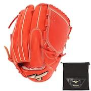 軟式用グラブ グローバルエリート 投手用 野球グローブ 一般 T0S 1AJGR98701 52
