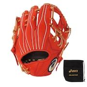 軟式用グラブ 内野手 野球グローブ 一般 ゴールドステージ iPro 3121A697.612