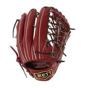 軟式用グラブ 外野手用 野球グローブ 一般 プロステイタス BRGB30017-4000