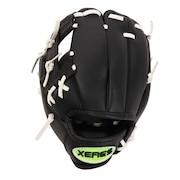 ジュニア S 野球 グローブ 軟式 左投用 722E9ZK4000R BKWT