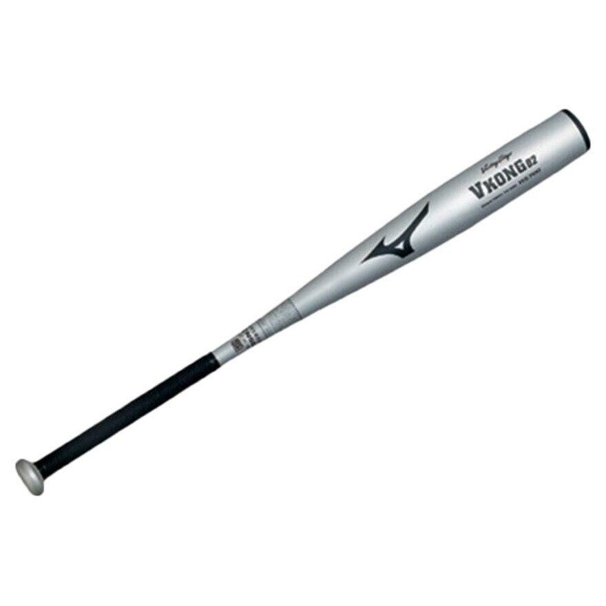 <スーパースポーツ ゼビオ> 少年野球 硬式 金属製バット Vコング02中学 3-820 2TH26930 03N画像