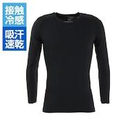 冷感アンダーシャツ 723PG0ES7864 BLK