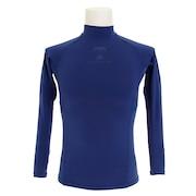 野球 アンダーシャツ ヒートアンダー ハイネック 長袖 インナー シャツ MT7GSA27-040 防寒 冬用 吸汗速乾 保温