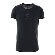 野球 アンダーシャツ セミフィット ラウンドネック半袖シャツ MT7KSA61-048