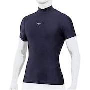 野球 アンダーシャツ バイオギア ハイネック 半袖 12JA1C3014