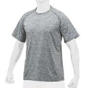Tシャツ メンズ 半袖 丸首杢 12JA8T0205