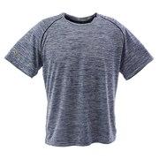 Tシャツ メンズ 半袖 丸首杢 12JA8T0214 【野球 スポーツ ウェア 一般】