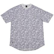 Tシャツ メンズ UT ラウンド 半袖Tシャツ MM01-NYK-8S06-GRY 【野球 スポーツ ウェア 一般】