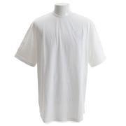 Tシャツ メンズ 半袖 ニューヨーク・ヤンキース ラウンド ワッペン MM01-NYK-8S18-WHT 【野球 スポーツ ウェア 一般】