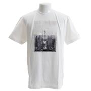 Tシャツ メンズ 半袖 ニューヨーク・ヤンキース フォト MM01-NYK-8S25-WHT 【野球 スポーツ ウェア 一般】