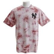 Tシャツ メンズ 半袖Tシャツ MM01-NYK-8S33-RED 【野球 スポーツ ウェア 一般】