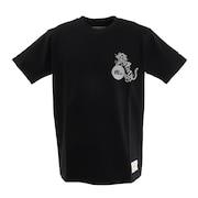 タイガープリントTシャツ KSTJYF-005-090
