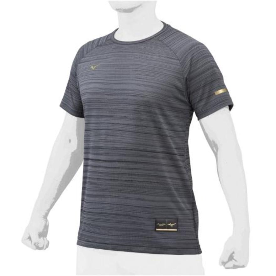 MIZUNO 野球ウェア ミズノプロ KUGEKI Tシャツ 12JA0T5609 3L 90 野球
