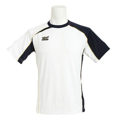【多少の傷汚れありの為大奉仕】Tシャツ メンズ ミズノプロ 半袖Tシャツ 12JA6T0114 野球ウェア