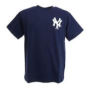 野球ウェア ニューヨークヤンキース 5サークルTシャツ MM01-NY-0S08-NV