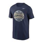 Tシャツ メンズ 半袖 クーパーズタウン N19944BN27M5S 【野球 スポーツ ウェア 一般】