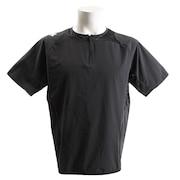 ハイブリッドシャツ DBMLJC31 BLK 【野球 スポーツ ウェア 一般】
