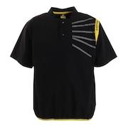 ウィンドブロックケージ 半袖ジャケット EA7KSA40-090