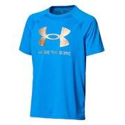 ボーイズ テック ベースボール ロゴ 半袖シャツ 1364514 BCT BB