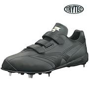 野球スパイク 一般 TRYTECソール グローロードTT-V SSF3005 黒 ブラック