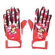 バッティング用グローブ 一般用シングルバンド手袋 両手 EBG5012WF-20